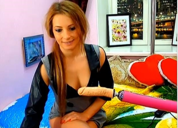 Braces, dildos and a rip roaring webcam experience!